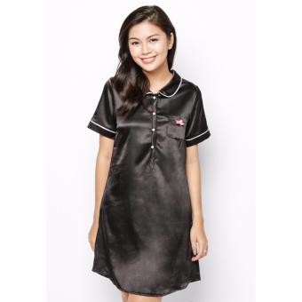 Đầm mặc nhà lụa Cao cấp CLOUD_H008
