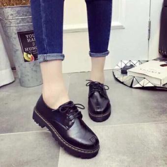 Giày Bot Nữ Gót Thấp