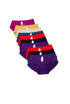Bộ 10 quần lót su đúc không đường may