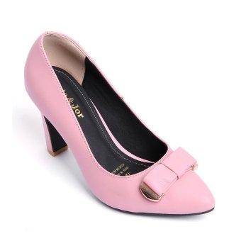 Giày cao gót FA934 - Hồng