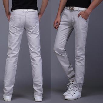 Quần nam kaki phong cách thời trang sành và sang - 130(xám)