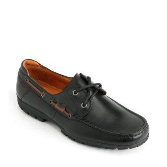 Giày nam HP04 - Đen