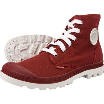 Giày thời trang unisex Palladium 72886-606-M (Đỏ)