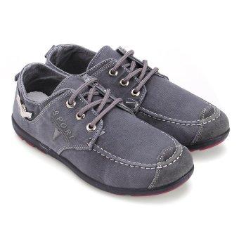 Giày thể thao nam AZ79 MNTT0140012A1 (Xám)