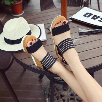 Giày Đế Xuống Phối Màu