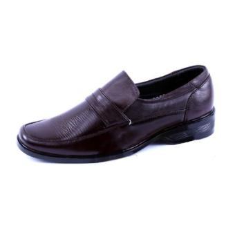 Giày tây nam công sở Da Thật chính hãng Giày Da Miền Trung VCT5LZ71N (Nâu)