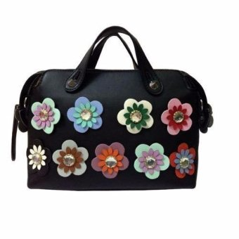 Túi thời trang nữ cung cấp bởi Foxer HT173 (Đen)