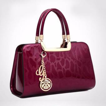 Túi xách da thời trang BT102 (Đỏ)