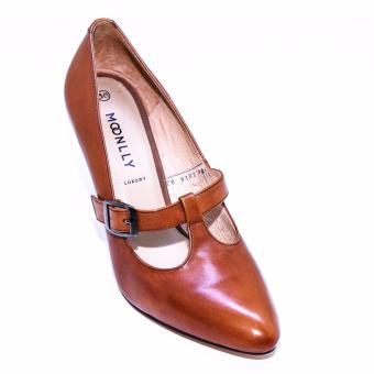 Giày bít nữ cao gót 9p