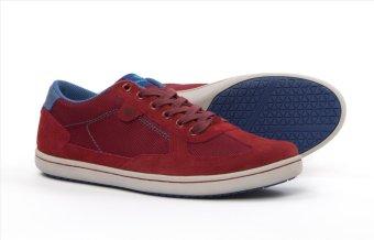 Giày nam thời trang ANANAS 20129 (Đỏ)