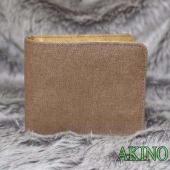Ví nam Akino Shop VNDB01 (Nâu)