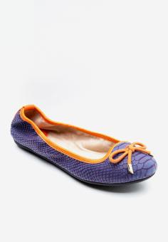 Giày búp bê Butterfly Francesca