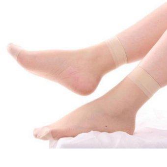 Bộ 20 đôi vớ da chân siêu mỏng