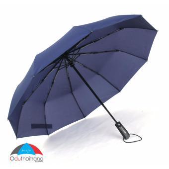 Dù tự động 2 chiều chống tia UV Hưng Việt (xanh đen)