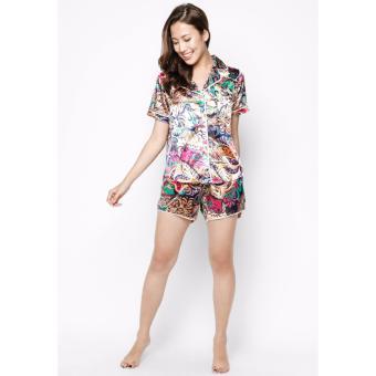 Pyjama Lụa Cao cấp CLOUD_HN38