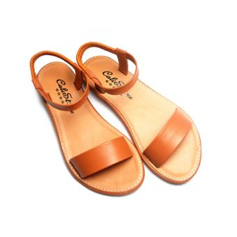Giày xăng đan Lopez Cute D42 (Nâu)