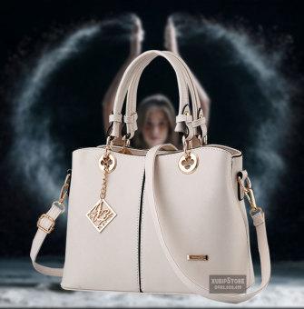 Túi xách nữ công sở MM202 trắng