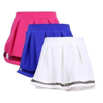 Bộ 3 Quần Shorts Gỉa Chân Váy Nữ Phối Ren Chun SoYoung 3WM SHORTS 008C HP RB W