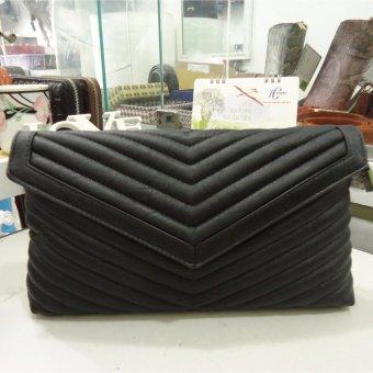 Túi nữ da cao cấp DaH2 TN534 (màu đen)