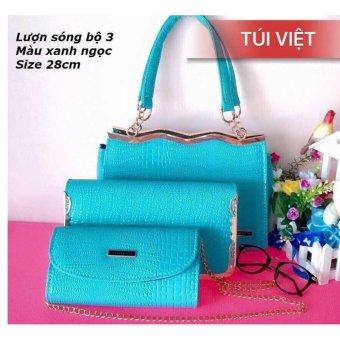 Bộ 3 túi xách nữ thời trang Nino Shop 073