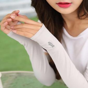 Găng tay dài chống nắng Hàn Quốc