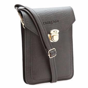 Túi đeo đựng điện thoại PAPA PPDT001 (Màu nâu)