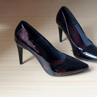 Giày Cao Gót Uni 0708 (Đỏ)
