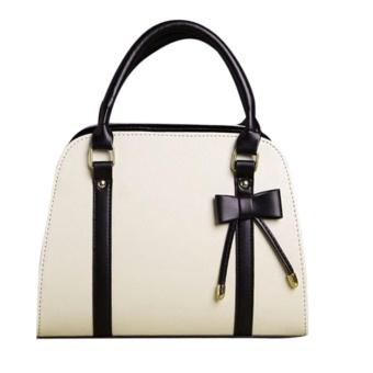 women Korean version of the handbag (beige) - intl