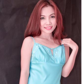 Đầm Ngủ 2 Dây Jasminrose
