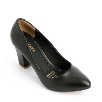 Giày cao gót FA907 - Đen