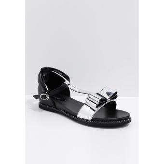 Sandals giả da nữ hiệu Meirie hàng mới 100%. Size 35 mã 07283101935