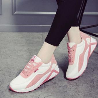Giày sneaker thời trang Bomdo BGTH119 (HỒNG)
