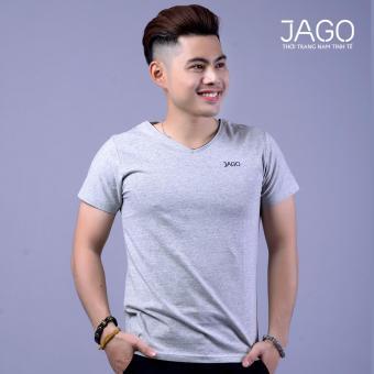 Áo thun cổ tròn nam Jago AT005