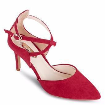 Giày Cao Gót Lozido - L045 (Đỏ)
