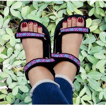 Sandal Bụi Đời (Tím) Nữ
