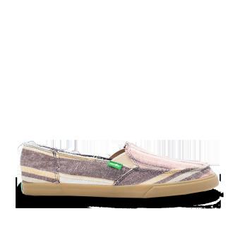 Giày Lười Sanuk Sw Standard Poncho (Swf1126) - Sand - Us 6 (Tím Hồng)