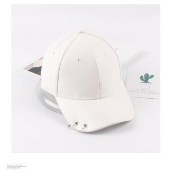 Nón lưỡi trai thời trang Globallink - H082W (trắng)