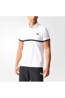 Áo thun thể thao nam Adidas COURT POLO AI0745 (Trắng)