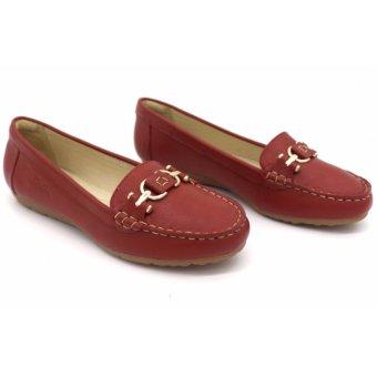 Giày mọi búp bê Pierre Cardin Paris - LB053-RED