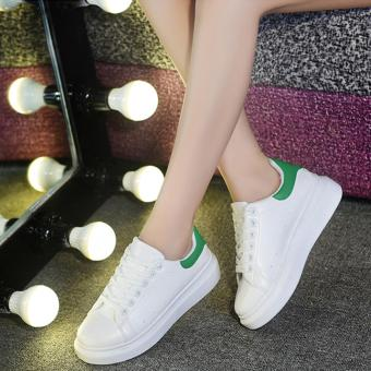 Giày Sneaker Thời Trang Nữ Zapas – GN001 (Trắng)