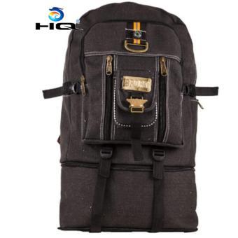 Ba Lô Cỡ Đại Vải Bố Siêu Bền HQ 8TU32 2(đen)