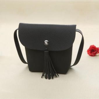 Túi nữ đeo vai min3 (Đen)