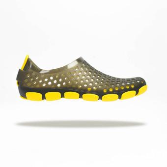 Giày Mọi Nam Leedo Aero 103 (Xanh Vàng)