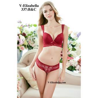 V-Elizabella 337 (Đỏ)