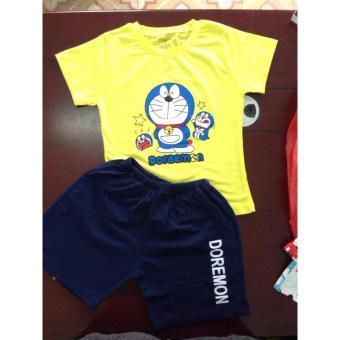 Bộ đồ ngủ Doraemon