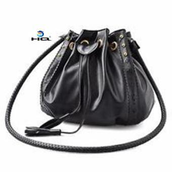 Túi xách nữ cao cấp HQ 8TU46 (đen)
