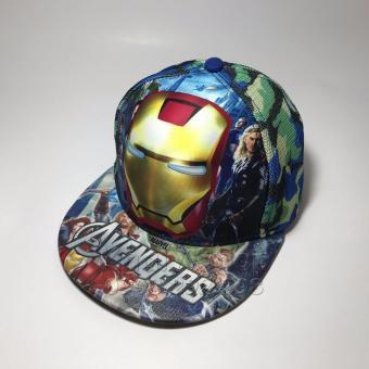Nón kết Avengers 3D