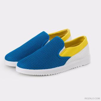 Giày lưới nam Sportmax SMG7028BL (Xanh)