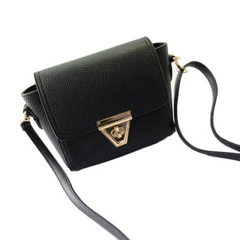 Messenger Bags Fashion Women Shoulder Bags Crossbody Bag Black