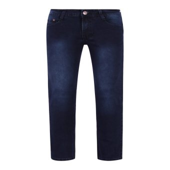 Quần Jeans nam DP Fashion dP18a (Xanh Tím than)